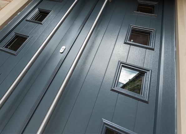 Composite Doors Brighton Trade Windows
